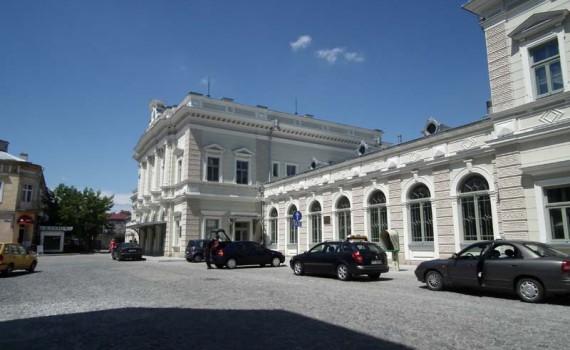 Dworzec Przemyśl