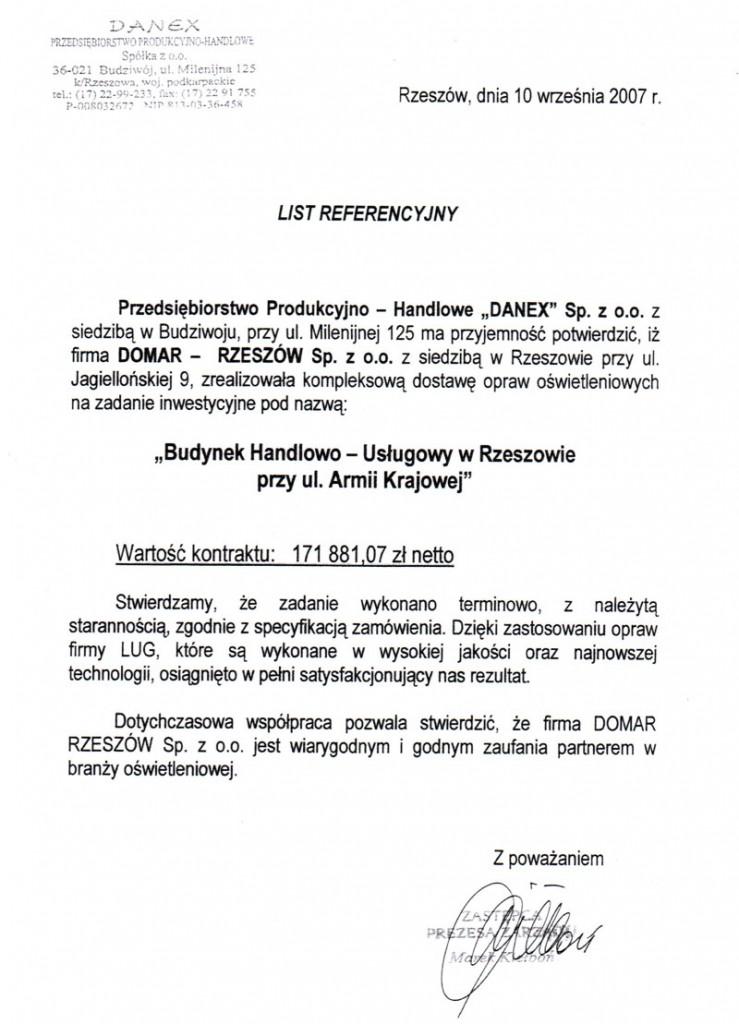 list-danex