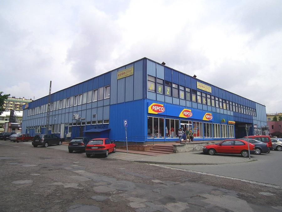 Pawilon Handlowy – Mielec, ul. Pułaskiego 2a
