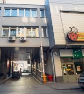 Biurowiec – Rzeszów, ul. Jagiellonska 9
