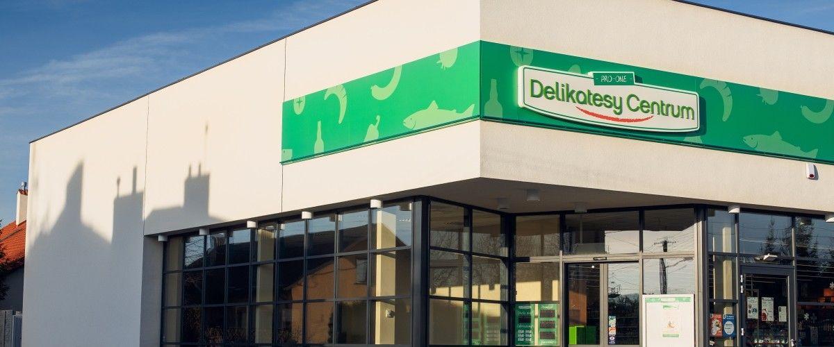 Delikatesy Centrum Krasne